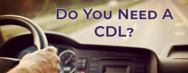 CDL License Requirements