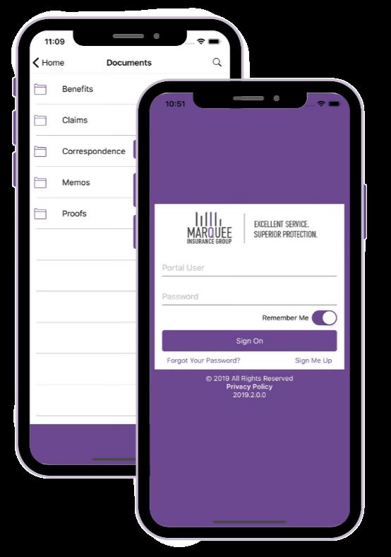 MIG Mobile App