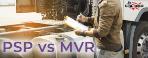 PSP vs MVR
